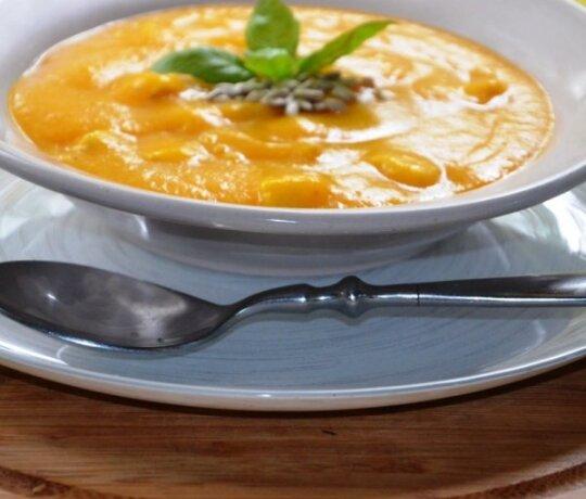 Sočioji moliūgo sriuba