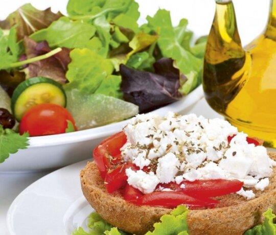 Kretos dieta - gyvensite sveikai ir laimingai. 3 receptai