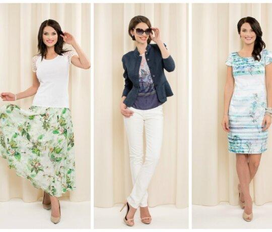 Ką stilistai rekomenduoja rengtis šią vasarą?
