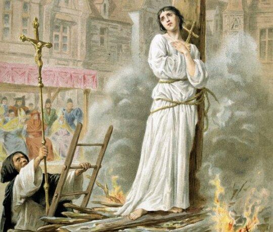"""Šventoji ar žmonių kraujo troškusi eretikė - kas iš tiesų buvo Žana d""""Ark?"""