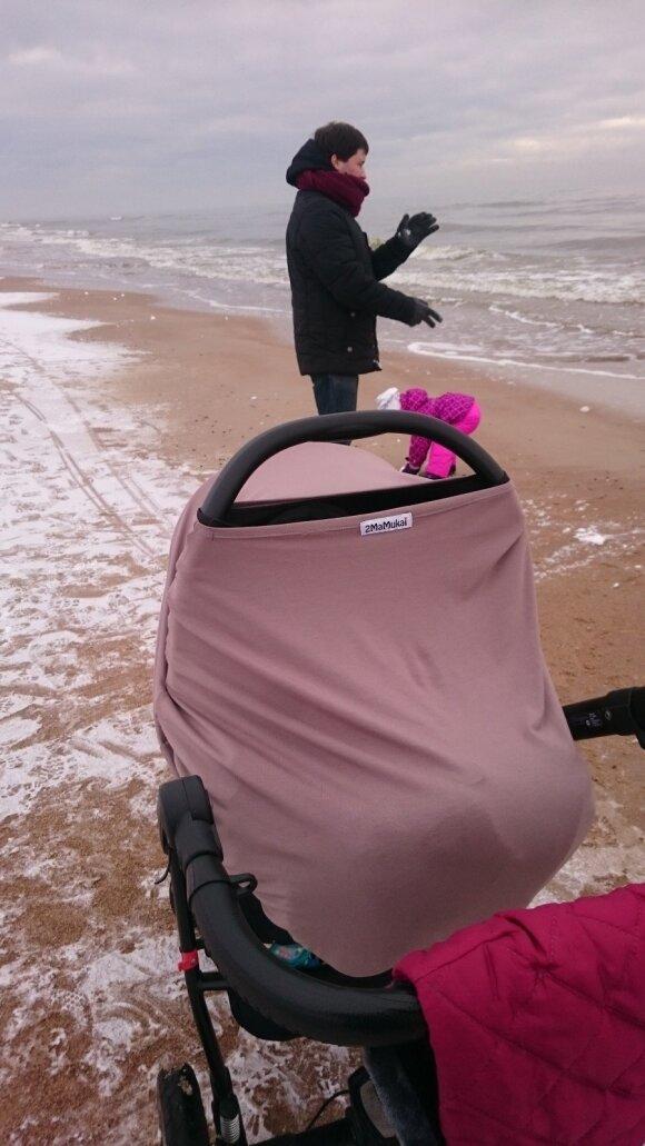 Veiklioji Viktorija kuria <em>paslėptukus</em> ir <em>žaislų maišus</em> – daiktus, palengvinančius jauniems tėvams gyvenimą