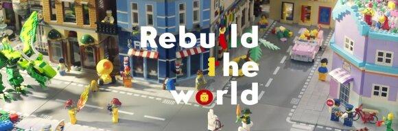 LEGO pasaulinė kampanija