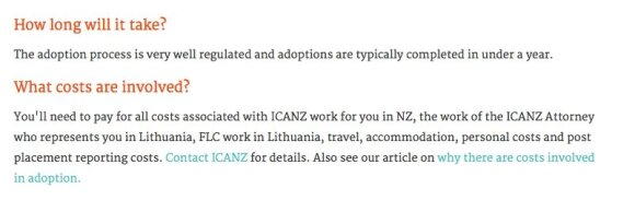 tinklapis www.icanz.gen.nz