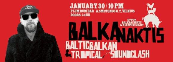 A Week in Vilnius: 29 January – 3 February