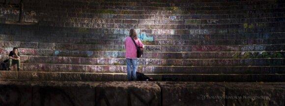 Sekmadieninis Berlynas - tarp menininkų, turtingo jaunimo ir <em>ekologinių</em> mamyčių