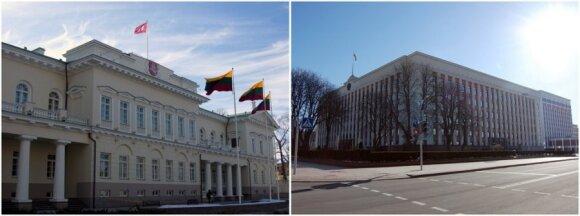 Фотобитва: Вильнюс vs Минск