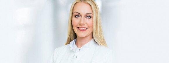 Baltic Dermatology dermatovenerologė Dailė Malinauskaitė