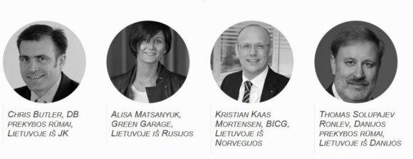 Paskelbti Globalios Lietuvos apdovanojimų 2015 nominantai