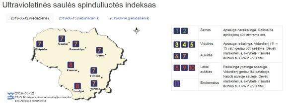 Įspėja dėl pavojingų sąlygų vienoje Lietuvos dalyje: reikalingos ypatingos priemonės