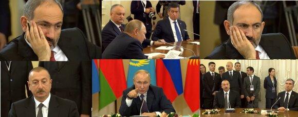 Kodėl Putinas užsipuolė Lenkiją: šiame priešų sąraše atsidurs ir Lietuva