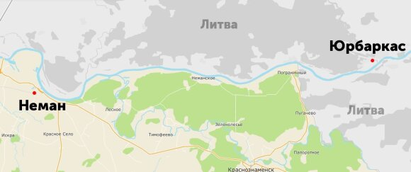 Очистные сооружения в Калининградской области