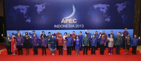 APEC 2013 m. Indonezija