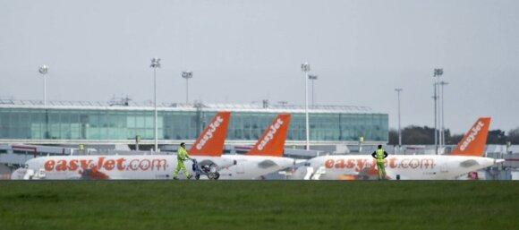 Stanstedo oro uostas