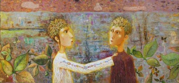 """Parodoje """"Menas namams 2016"""" - kūriniai, garsinantys Lietuvą svetur"""