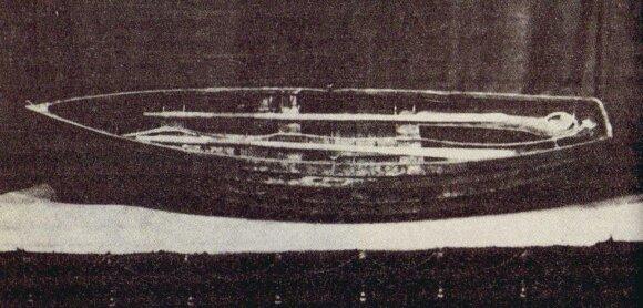 """Mignonette"" gelbėjimosi valtis"
