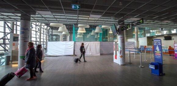 Kaip Vilniaus oro uosto rekonstrukcijos metu lengviausia nuvykti į Kauną?