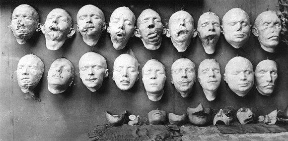 Anna Coleman Watts Ladd kaukės