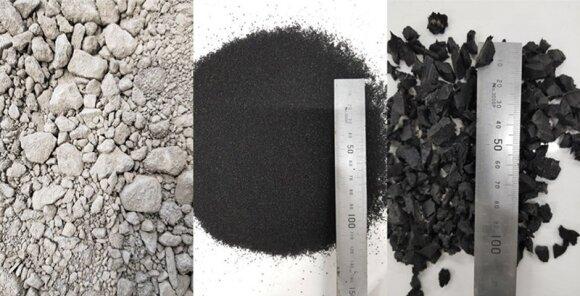 Inžinieriai atrado būdą tiesti atsparesnius kelius naudojant senas padangas ir perdirbtą betoną