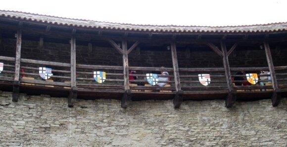Bokšto terasa Taline