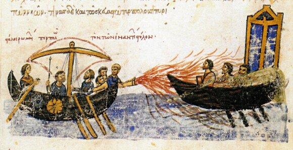 Graikiška ugnis