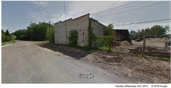 Šv. Florijono g. 6, Pravieniškių kaimas (prieš)