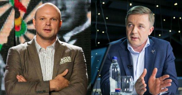 Kristupas Krivickas, Ramūnas Karbauskis