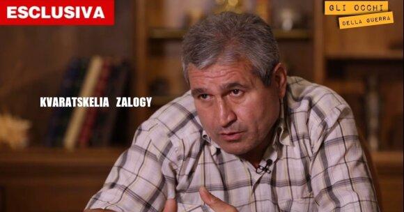 """Italų žurnalistai """"rado"""" sensaciją: kruvinų žudynių istorijoje - lietuvių snaiperių pėdsakai"""
