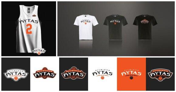 Krepšinio sirgalius pasiūlė naują logotipą Vilniaus krepšinio klubui: siūlo įvertinti