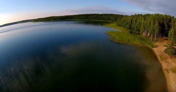 Švento ežeras