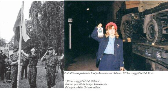 Paskutiniai Rusijos kariai iš Lietuvos gėdingai traukėsi nakties tyloje: jie jau buvo virtę nevaldoma ir mirtinai pavojinga gauja