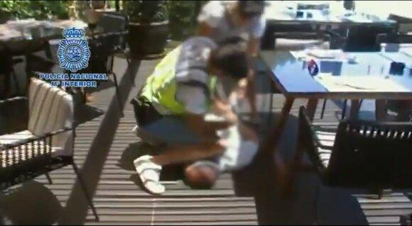 """Полиция Испании задержала членов """"русской мафии"""""""