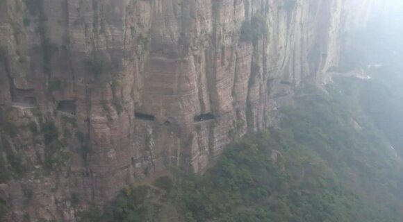 Guoliango kelio tunelis