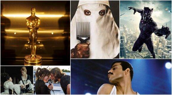 """Paskelbtos """"Oskarų"""" nominacijos"""