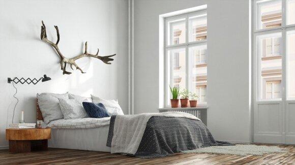 Ramaus miego paslaptis: kaip teisingai pastatyti lovą