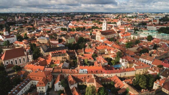 5 reasons why Vilnius should be at top of your list of workation