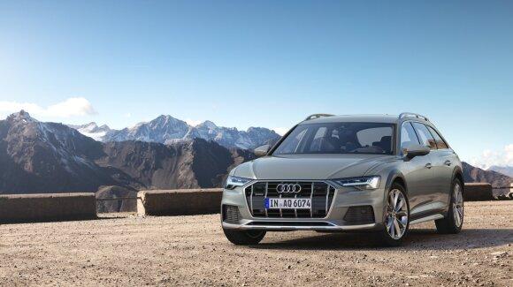 """""""Audi A6 Allroad Quattro"""""""