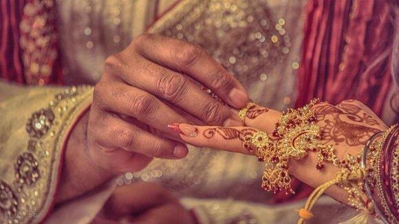 Ištekėjusi už indo: nebesu iš tų moterų, kurios tirpsta nuo gėlių puokštės - man reikia žymiai daugiau