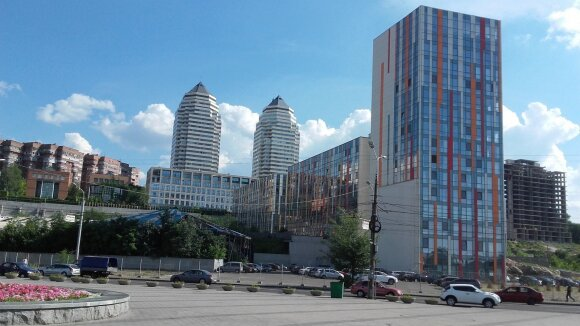 New Dnipro City