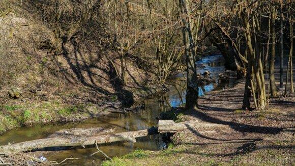 Marvelės upės slėnis
