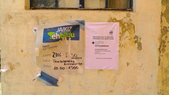 Ko Lietuva galėtų pasimokyti iš Baskų krašto (IV dalis): visuomenei padėtų skelbimų lentos