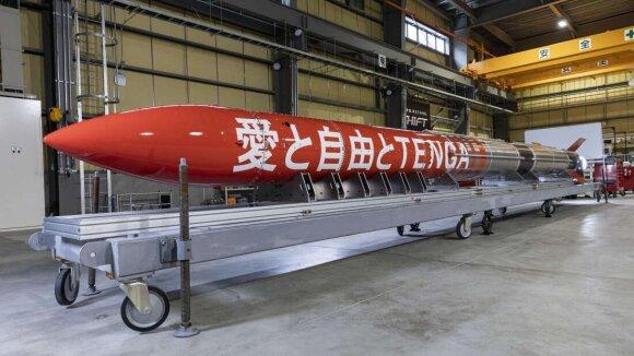 Sekso žaislus Japonai siųs į kosmosą. Asociatyvi Scanpix/Wikipedia/Tenga nuotr.