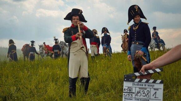 Mathieu Kassovitz as Napoleon Bonaparte