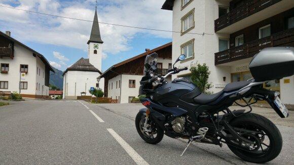 """""""BMW Motorrad Days"""" fiesta Vokietijoje"""