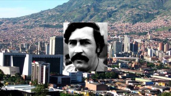 Buvusi Escobaro žmona pasakoja savo istoriją: šiurpūs įvykiai prasidėjo dar prieš santuoką