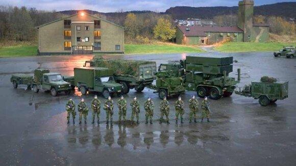 Naujas Lietuvos kariuomenės pirkinys už 100 mln. eurų: už ką bus sumokėti pinigai?