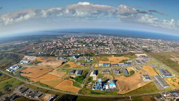 Klaipėdos LEZ teritorijoje – beveik 6000 darbo vietų