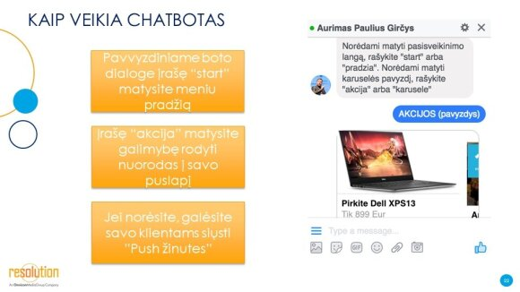 A. P. Girčys. Socialinės medijos automatizacija