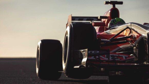 """TDF-1 sukūrė """"Formulės 1"""" bolidą prieinamą visiems"""