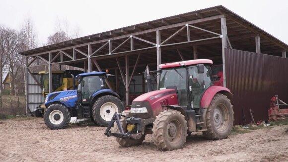 Ūkis rado išeitį pieno krizėje – investicijos į naujausias technologijas ir ekologija
