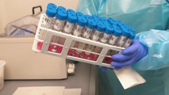 Koronaviruso tyrimas
